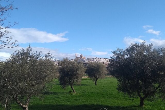 Scopri la Puglia a piedi